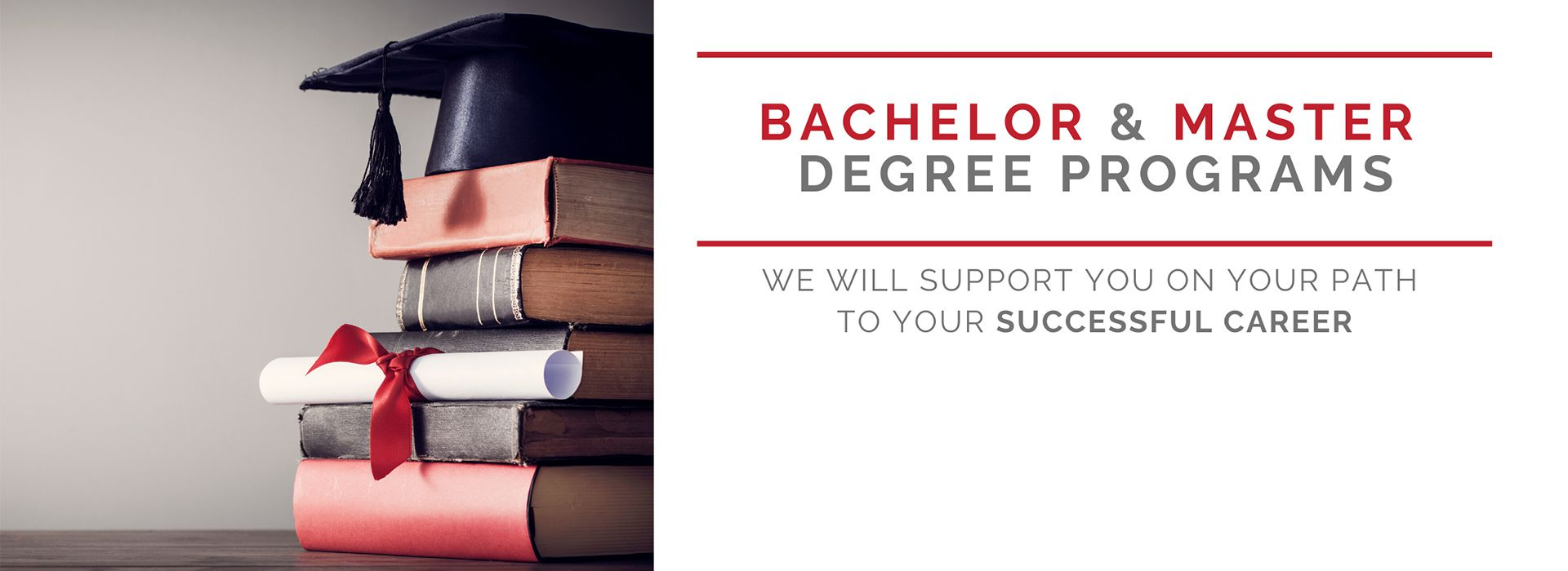 Bachelor & Master Degree Programs